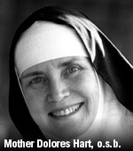 Mother Dolores Hart, o.s.b.