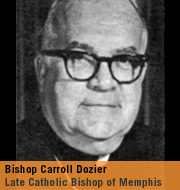 Bishop Carroll Dozier