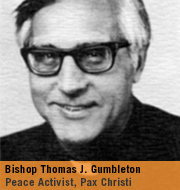 Bishop Thomas J. Gumbleton