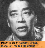 Mabel Mercer